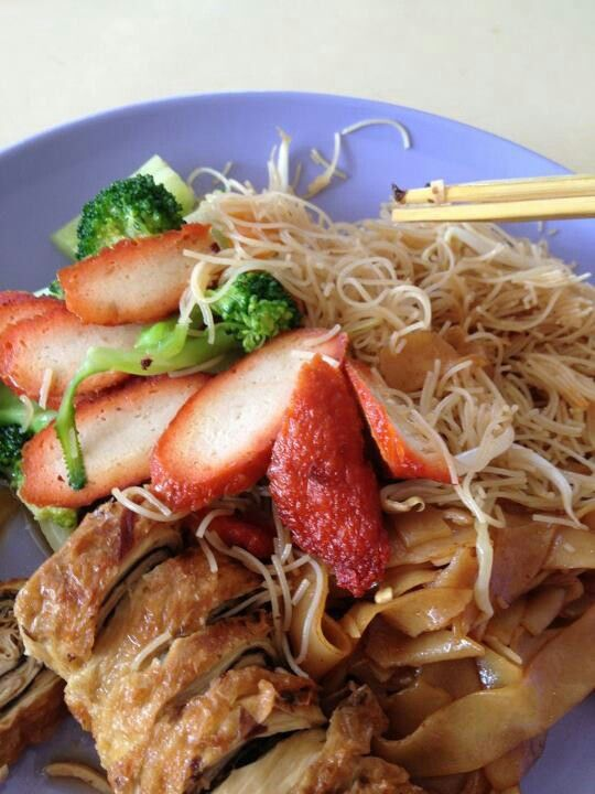 Chinese Vegetarian Noodle 斋米粉