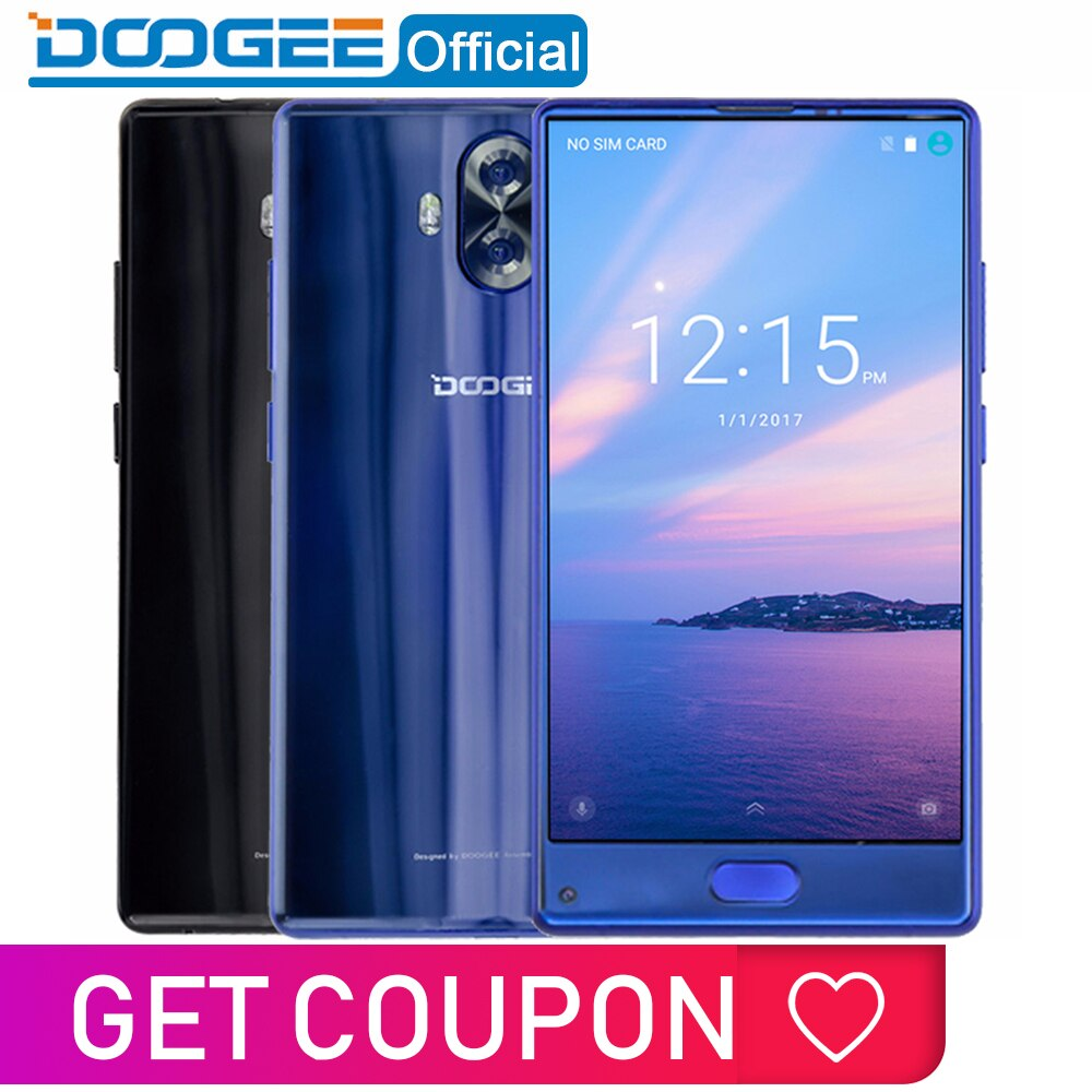 Original DOOGEE MIX Lite Smartphone Dual Camera 5.2'' Quad Core Deals - PhoneSep.com