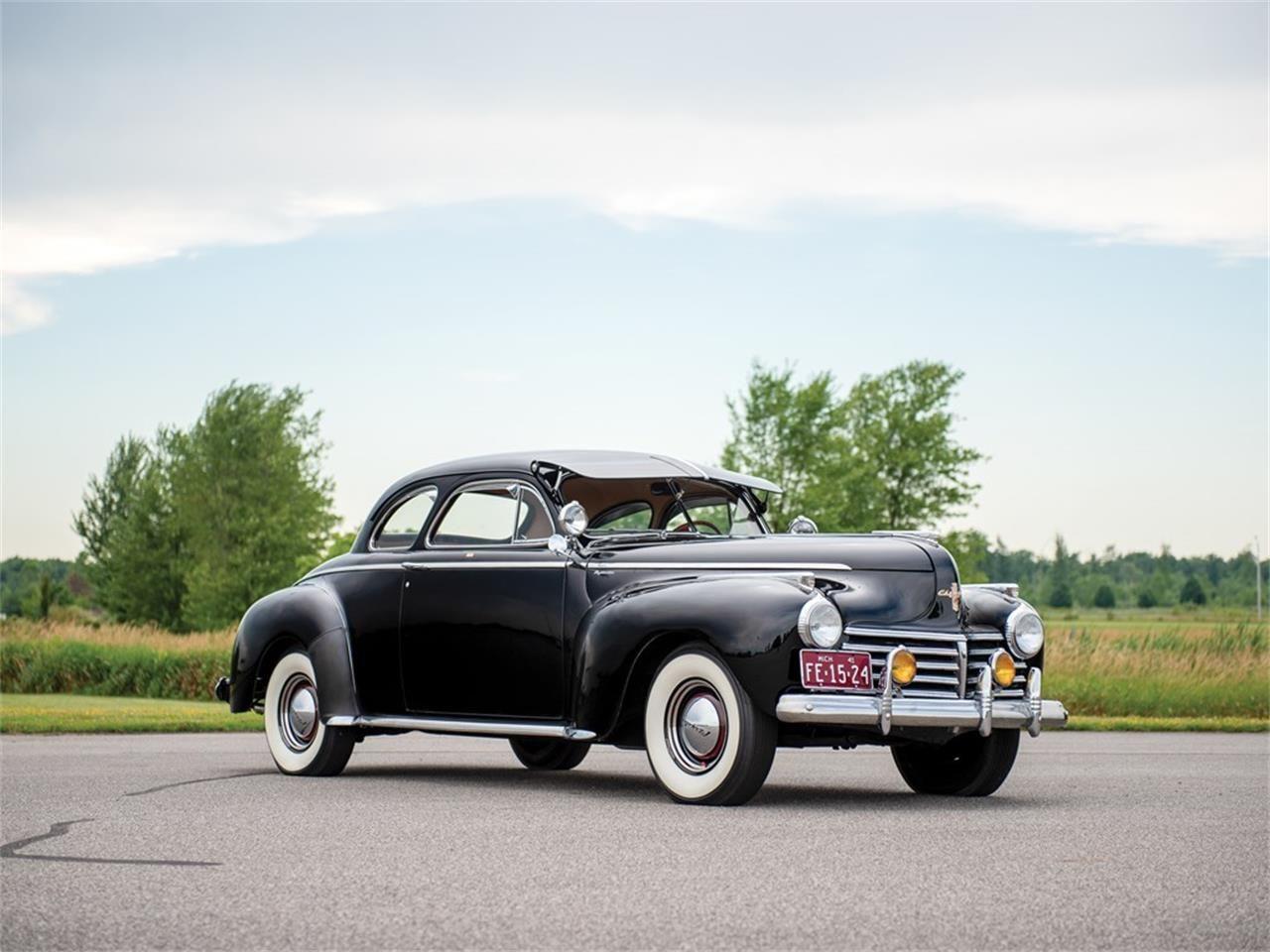 1941 Chrysler New Yorker (avec images)