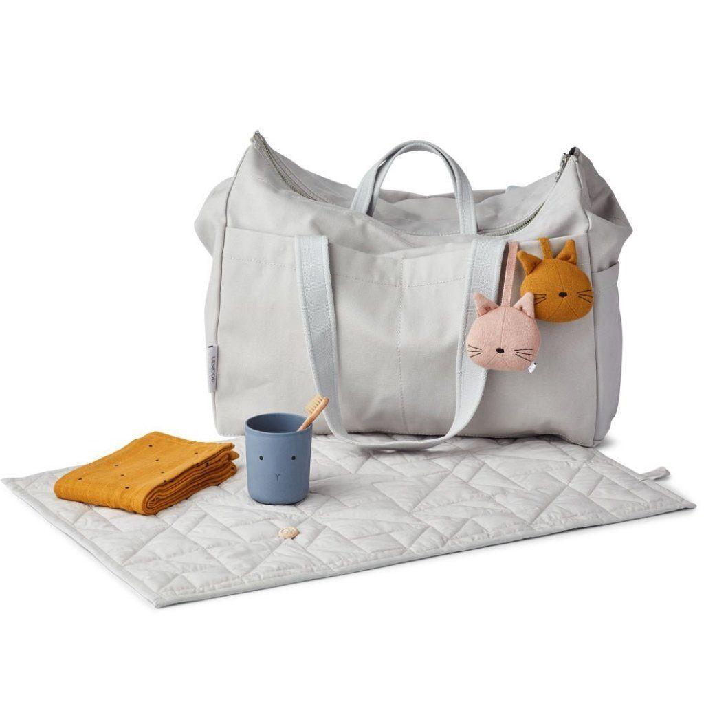 e2435364c9c Liewood Melvin Mommy Bag luiertas | Dumbo Grey | Nursery/Guest Room ...