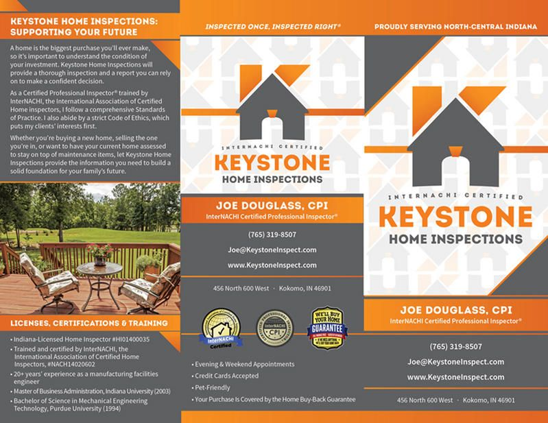Internachi Inspection Forum Keystone Homes Home Inspection Business Card Design
