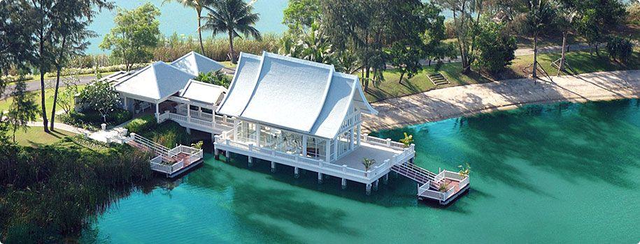 Laguna Phuket Weddings Chapel On The Lagoon Thailand Private Beach Wedding