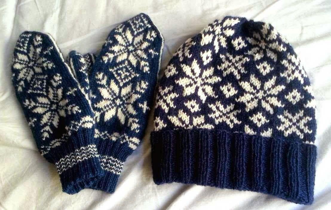 Páskar | Norwegian knitting