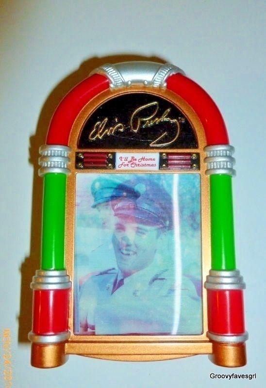 Elvis presley christmas jukebox music ornament american greetings elvis presley christmas jukebox music ornament american greetings video m4hsunfo