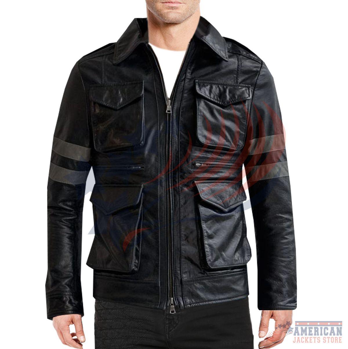 Contact Support Jackets Jones Jacket Leather Jacket [ 1201 x 1200 Pixel ]