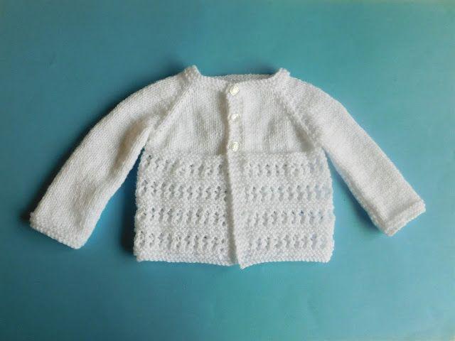 Jasmine Baby Jacket ~ DK  Jasmine Baby Jacket ~ 4ply Jasmine Baby ...