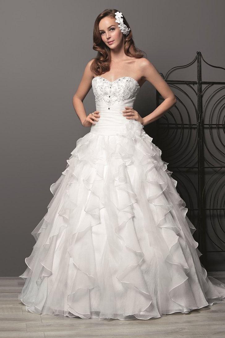 99301d5ae8c Robe de mariée Baroquis