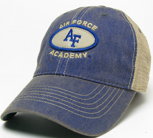 Air Force Academy Old Favorite Trucker Hat Trucker Hat Air Force Academy Air Force