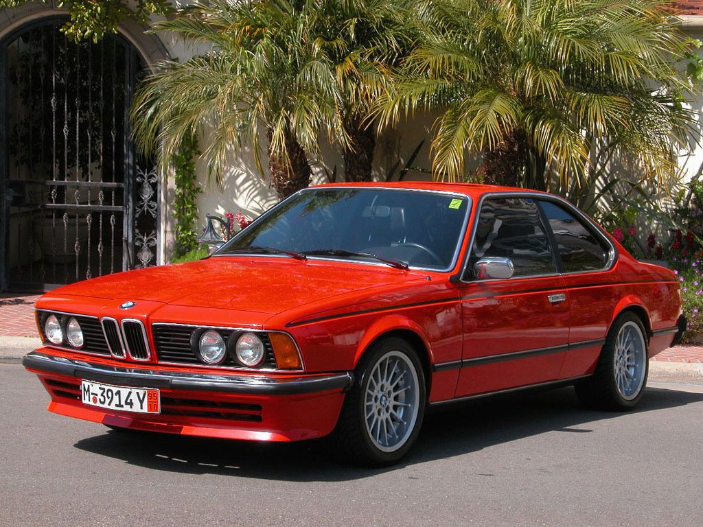 Bmw E24 635 Csi 78 Bmw Classic Cars Bmw 635 Csi Bmw 6 Series