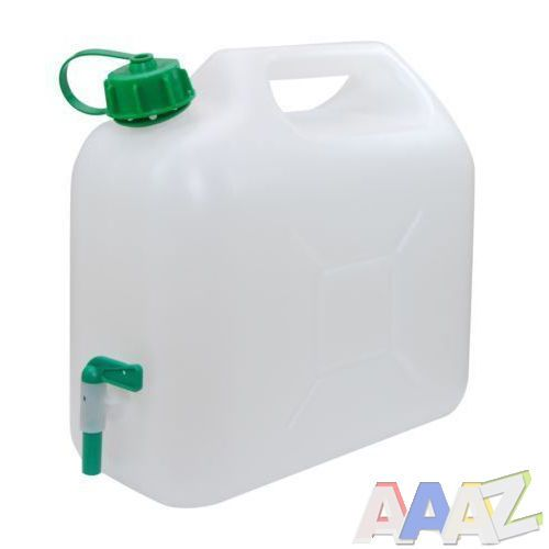 10l Litre Plastic Jerry Can With Pouring Tap Water Container Carrier Bottle Jerry Can Bottles For Sale Water Containers
