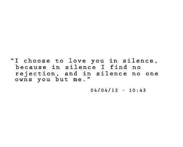 Love In Silence Secret Love Quotes Quotes Best Love Quotes