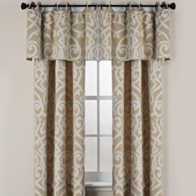 Pennington Round Grommet Window Curtain Valance