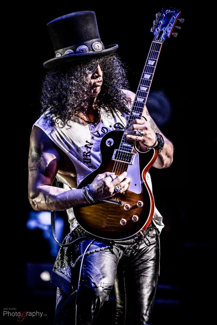 Slash featuring Myles Kennedy & The Conspirators at the Queen Elizabeth Theatre on October 12th 2015, Vancouver, BC