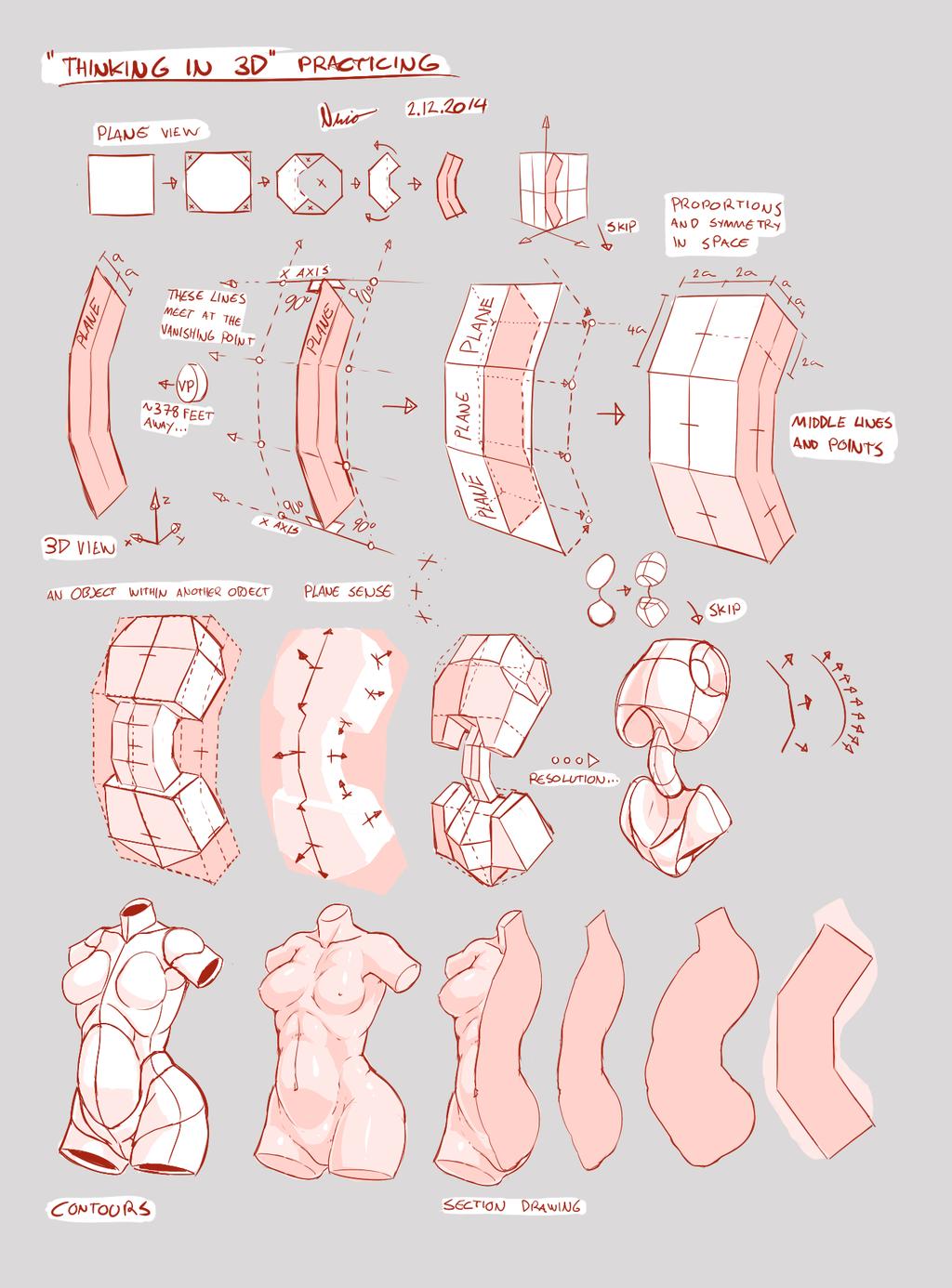 3D Artist on | 3d, deviantART and Anatomy