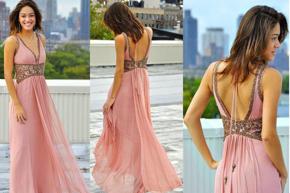 Grecian Style Cocktail Dresses - Ocodea.com