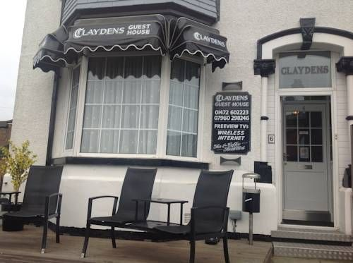 Claydens Cleethorpes Just 6 minutes? walk from Cleethorpes Railway Station and sea front, Claydens features a family-run guest house with free Wi-Fi available throughout. All rooms are non-smoking.