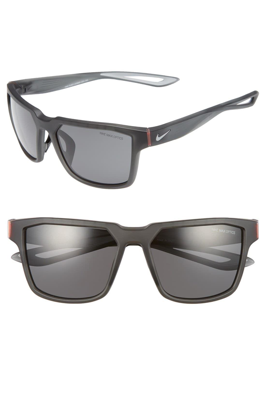 Nike Fleet 55mm Sport Sunglasses Sports sunglasses