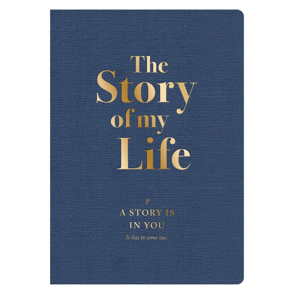 The Story of My Life Activity Journal Piccadilly Story