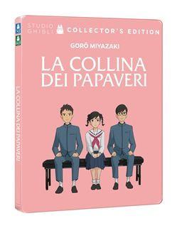 Prezzi e Sconti: La #collina dei papaveri (ltd steelbook)  ad Euro 16.99 in #Lucky red #Media dvd e video animazione