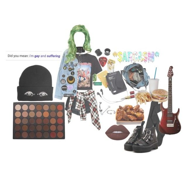 O Green World Gorillaz Morphe Hot Topic And Bling Jewelry