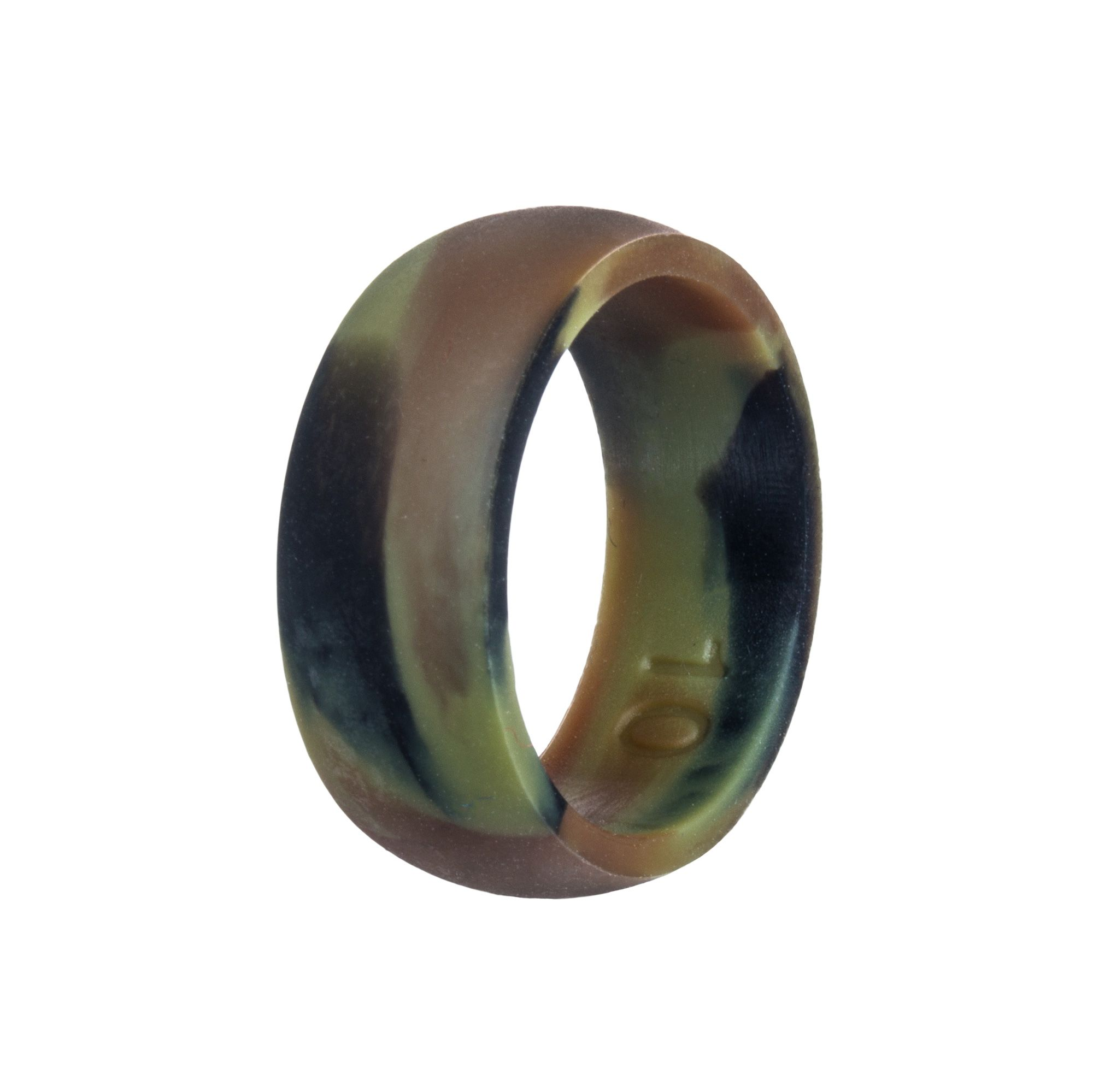 me black rings join movement ring workingperson silicon brown the and camoflauge qalo green