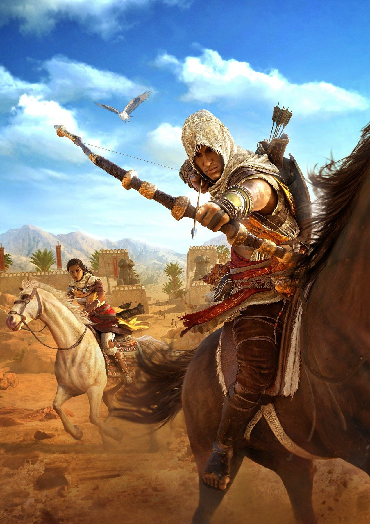 Assassin's Creed Origins Poster Assassin's creed