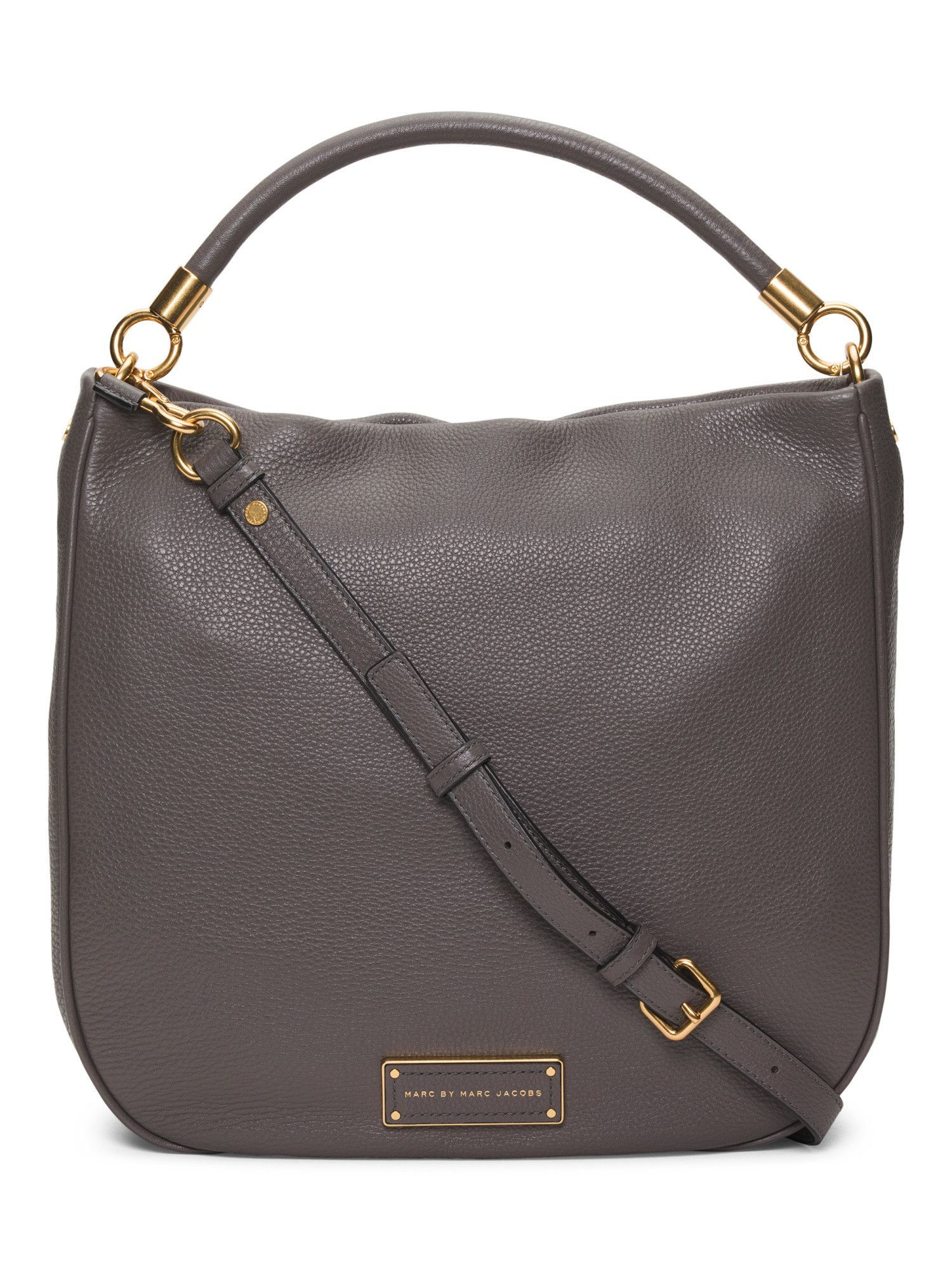 182102388b7c MARC BY MARC JACOBS Too Hot To Handle Leather Hobo in 2019