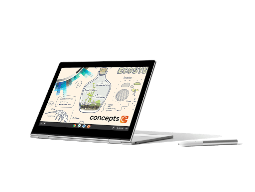Offers Google Chromebooks Android apps, App