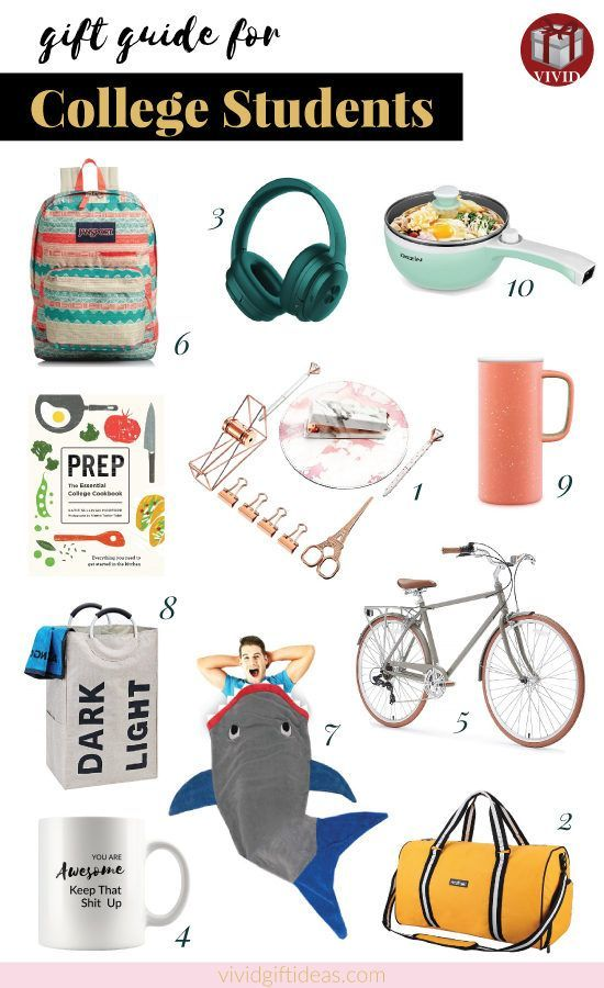 Top 10 Going Away to College Gifts - That Students Really ...