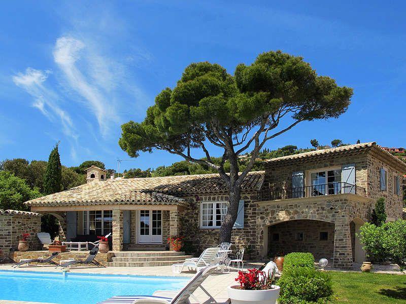 Ferienhaus S Dfrankreich Cote D Azur Nizza Cannes St Tropez Urlaub Holidays Jetset Glamour Pool