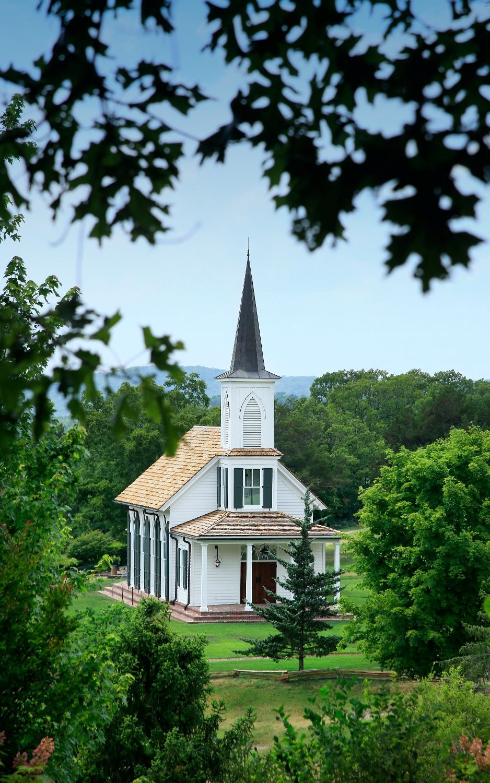 Garden Chapel Branson Missouri Resorts Big Cedar Branson