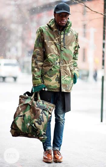 2cbd232d Victor | mens fashion | camouflage | Street Style | Mens fashion:__ ...