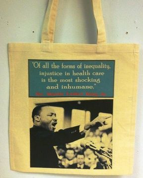 Black History & Civil Rights Tote Bags