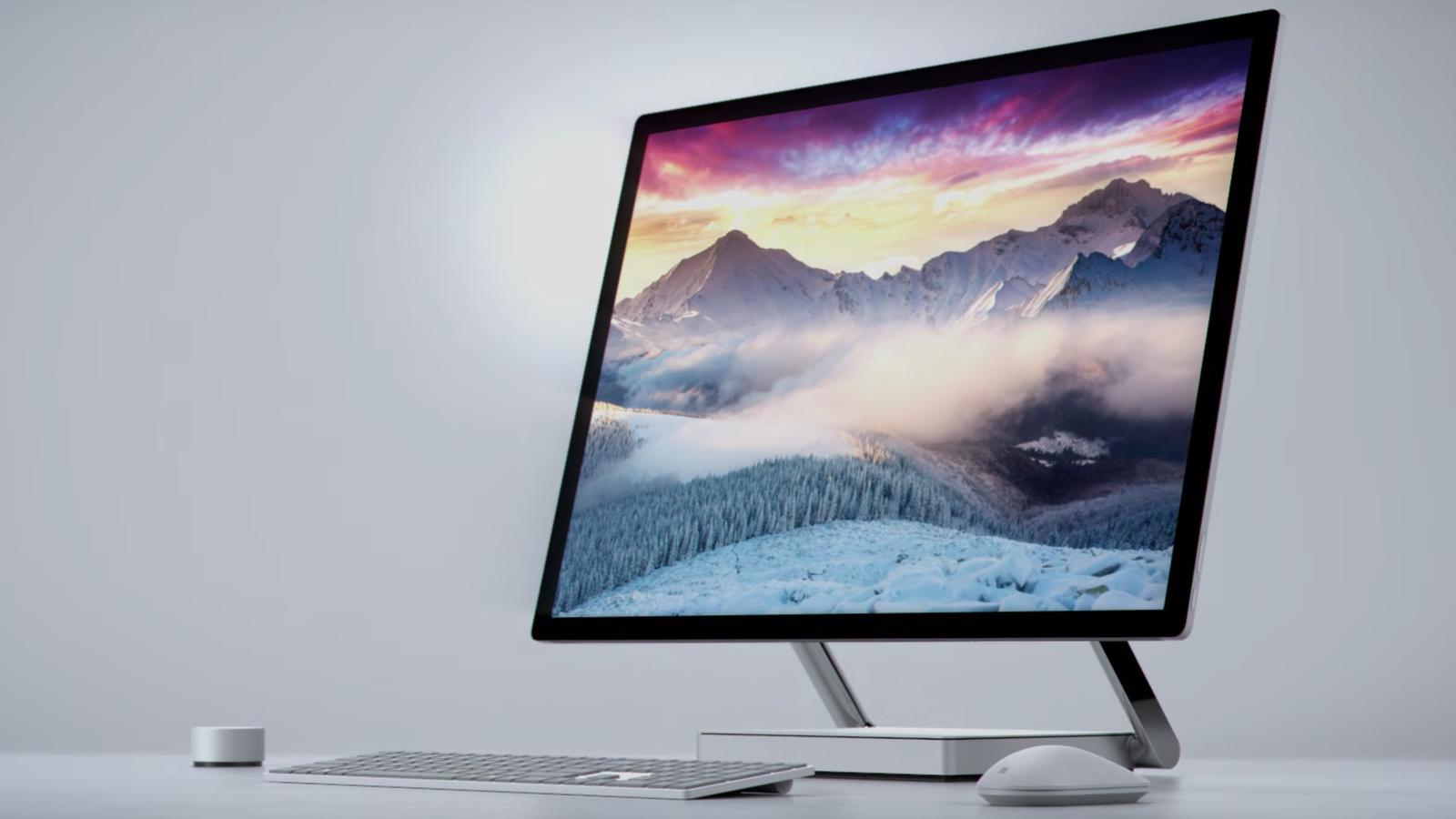 Surface Studio Wallpaper