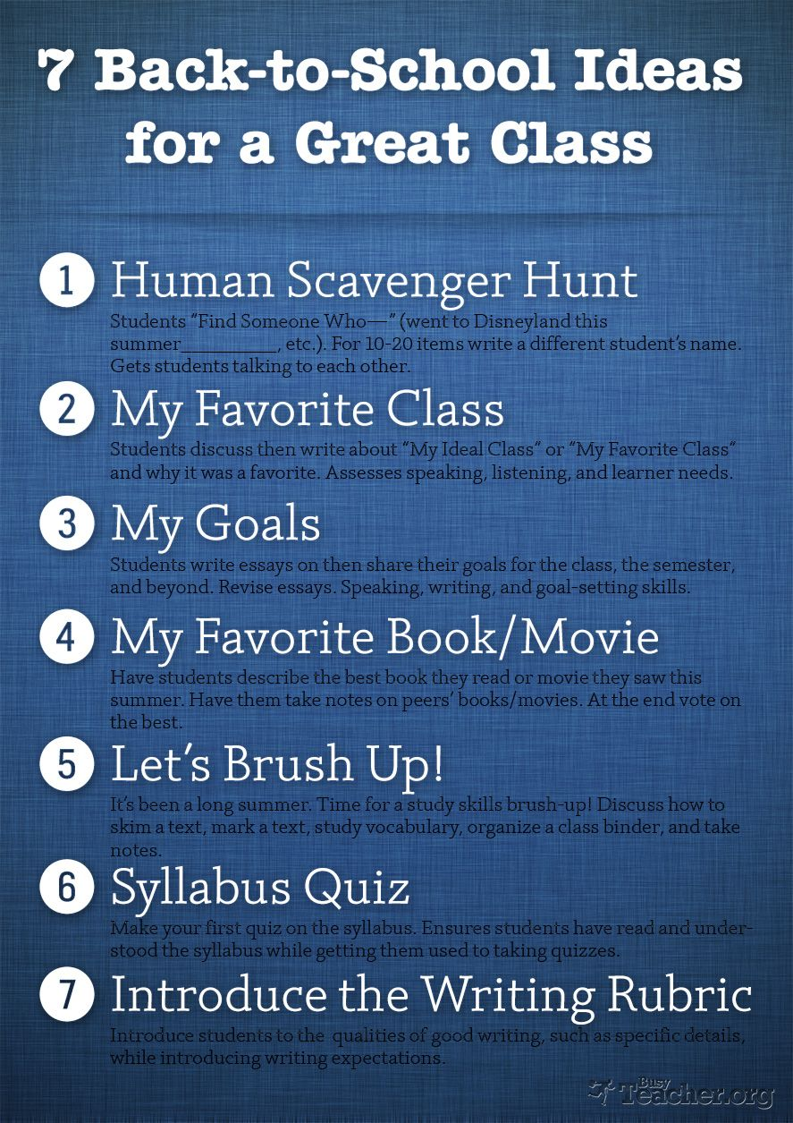 Two Awesome Back to School Posters for Teachers   Back to