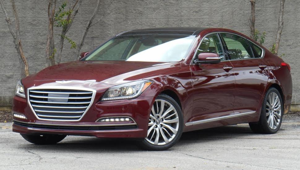 2015 Hyundai Genesis 2015 hyundai genesis