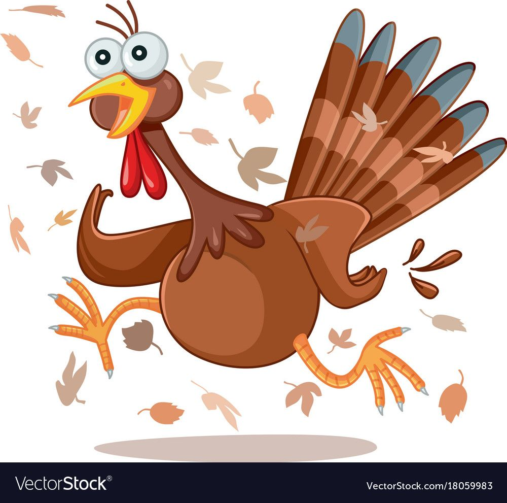 Pin By Nelson Mateo On Chicken Pasta Thanksgiving Clip Art Running Cartoon Funny Turkey Pictures
