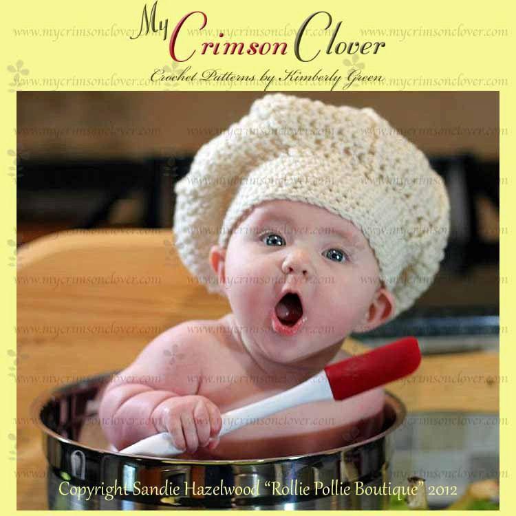 Der kleine Chefkoch | Strick für Babies | Pinterest | Chefkoch ...
