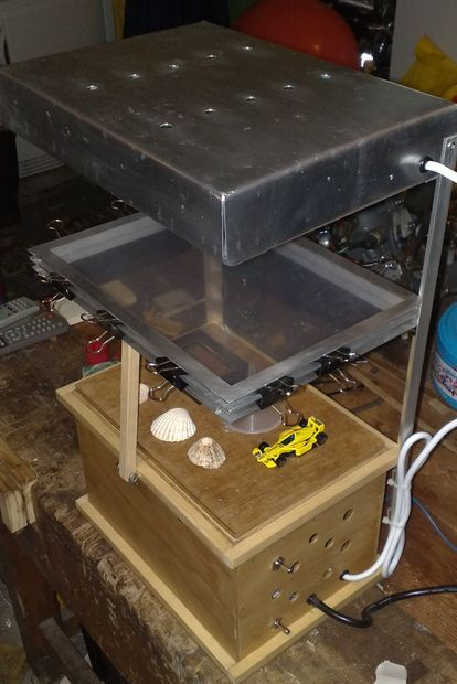 Vacuum Forming Rig Vacuums Household And Vacuum Forming