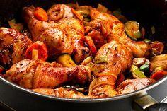 Bombajské kuře