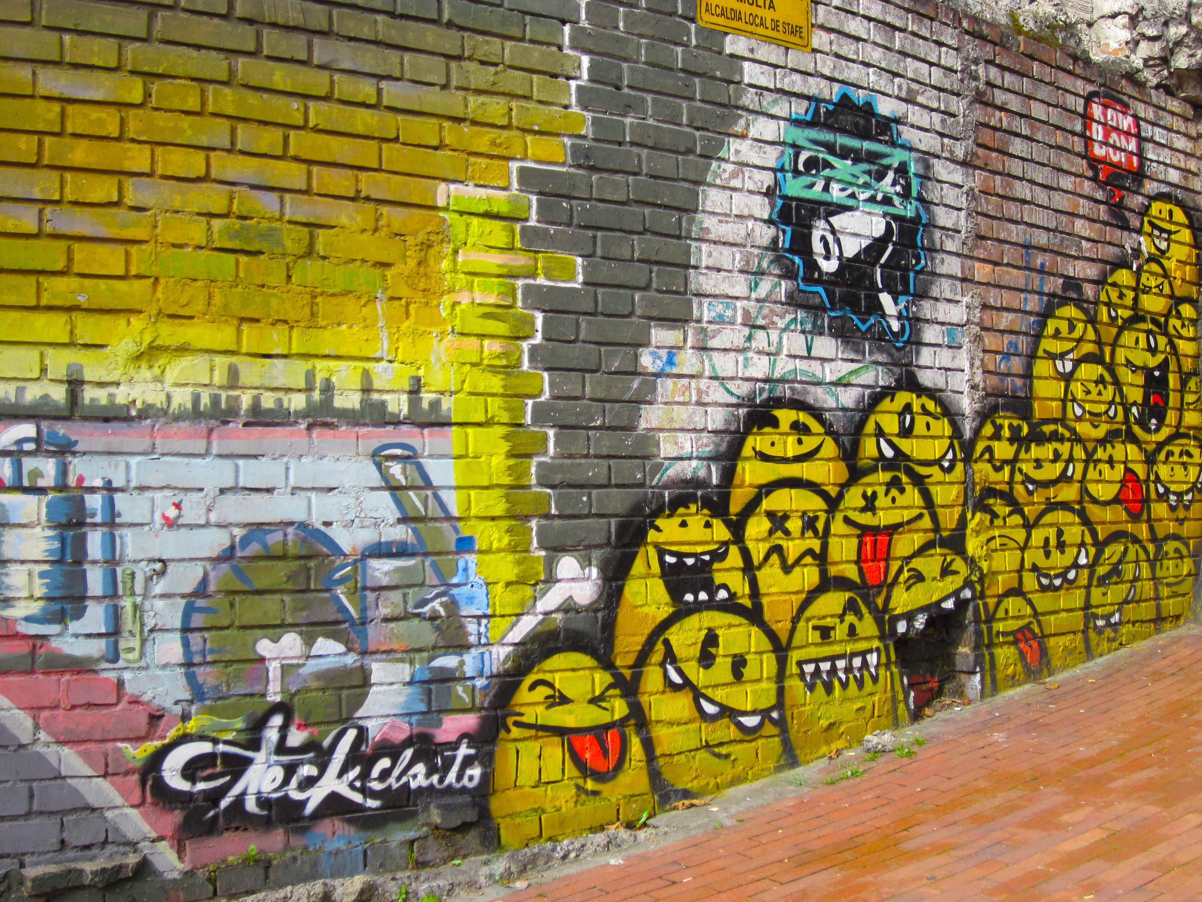 Unduh 93+ Gambar Grafiti Emoji Keren Gratis