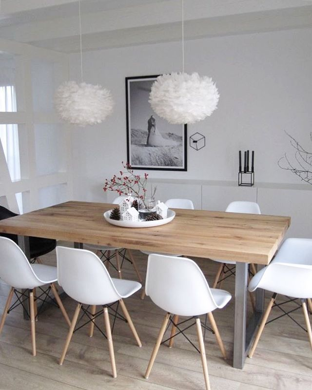 We Love The Beautiful Dining Space Vita Eos Lamp Available At Istome