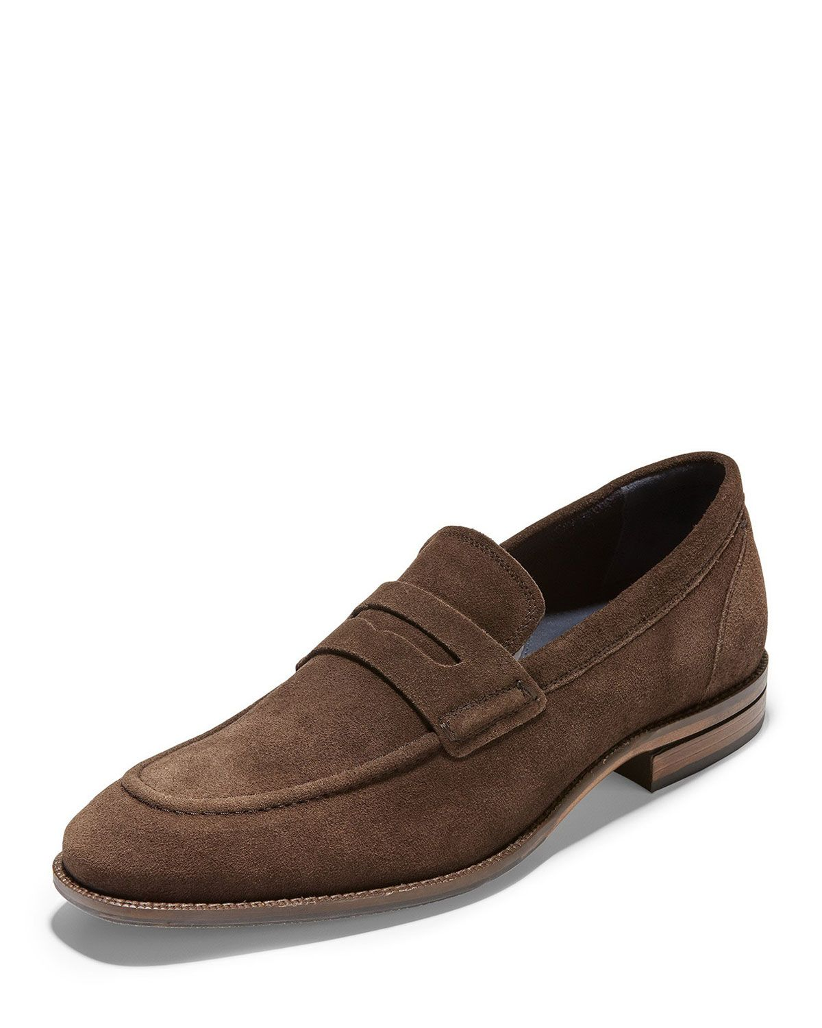 Cole haan mens shoes, Suede loafers