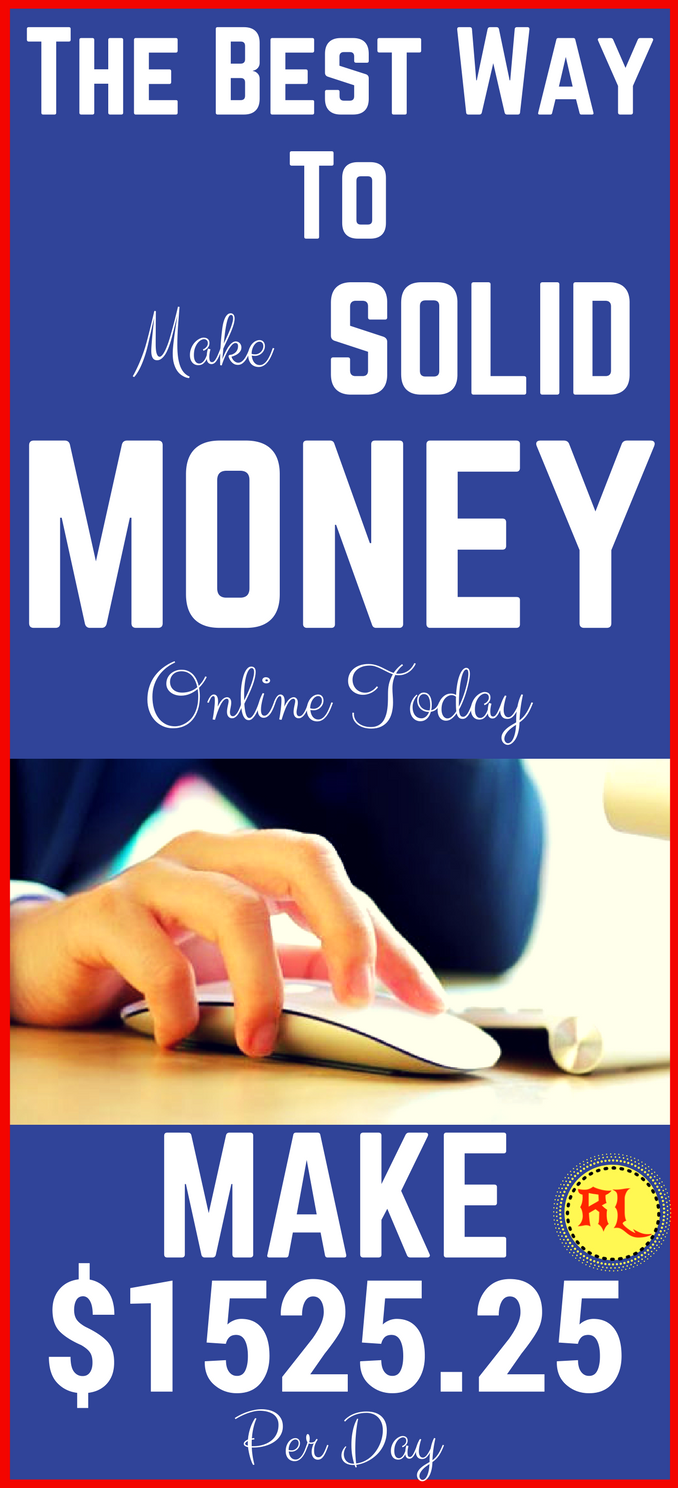 Work from home and make money online from the Simplest way