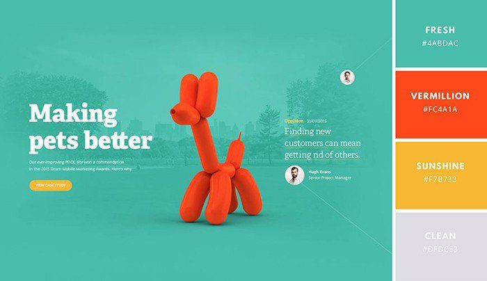 Best Website Color Scheme Examples Canva Learn Website Color Schemes Web Design Color Orange Color Schemes
