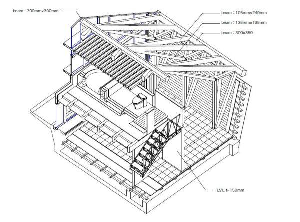 haus geometrische formen japan architekturplan | architektur ... - Haus Japan