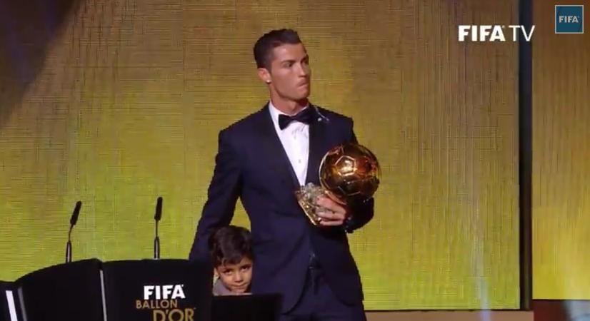 Eres muy grande @Cristiano ¡ENHORABUENA!