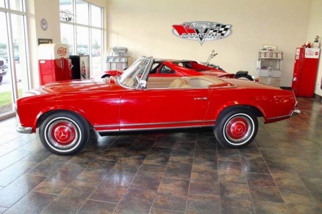 Autotrader Classics - 1966 Mercedes-Benz 230SL - Import Classics ...