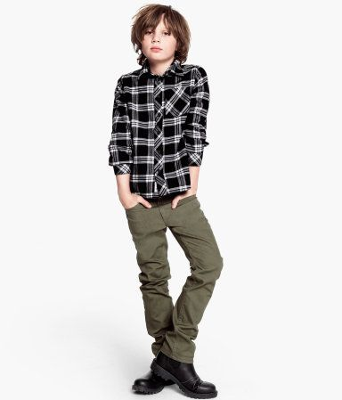 Just the right amount of attitude & easy fashion for your tween/teen boy.