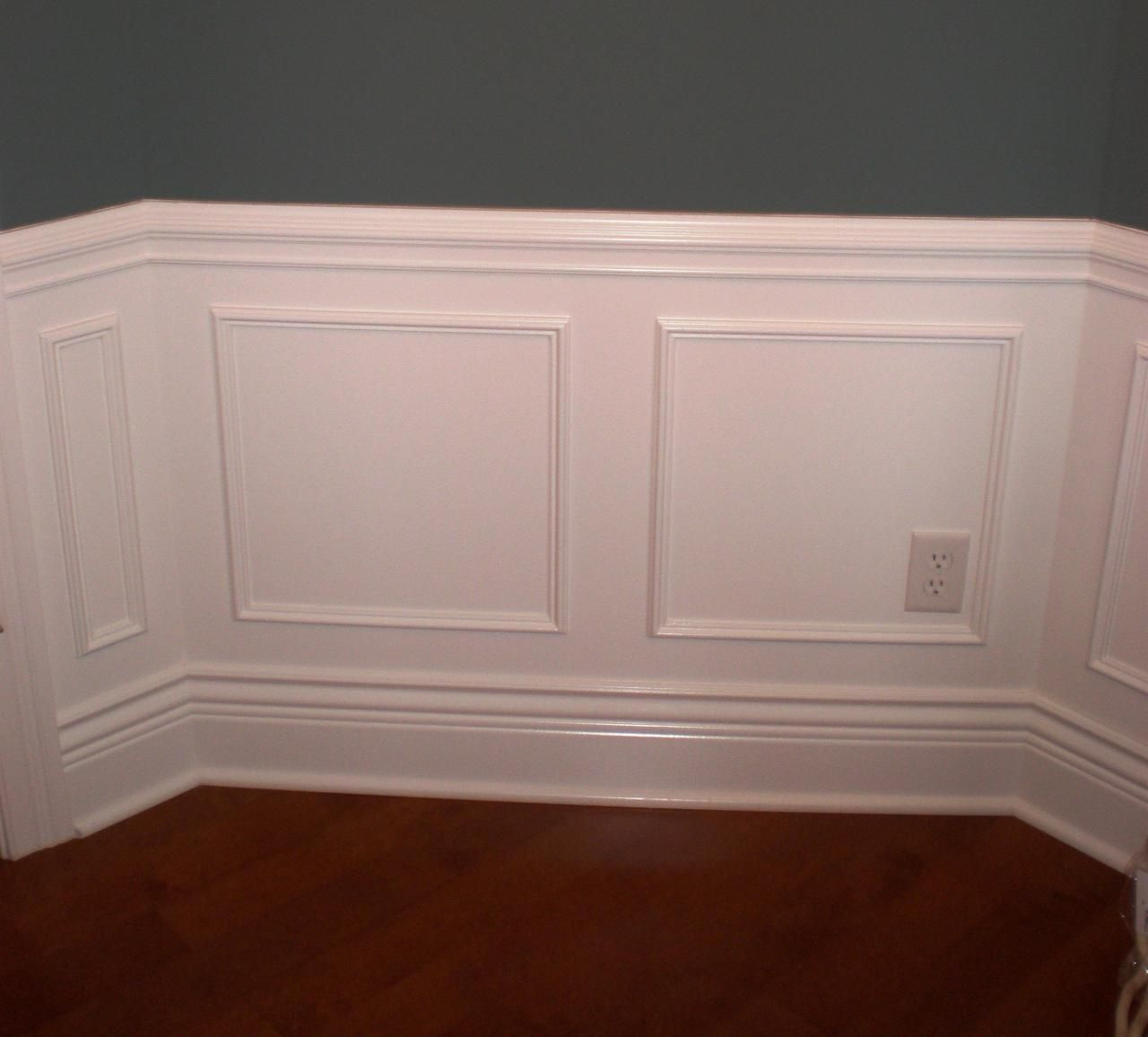 Chair Rail Moulding Ideas Part - 29: 30+ Best Chair Rail Ideas, Pictures, Decor And Remodel